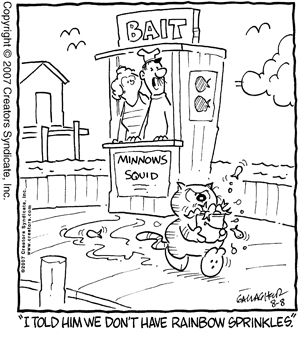 Heathcliff Cartoon